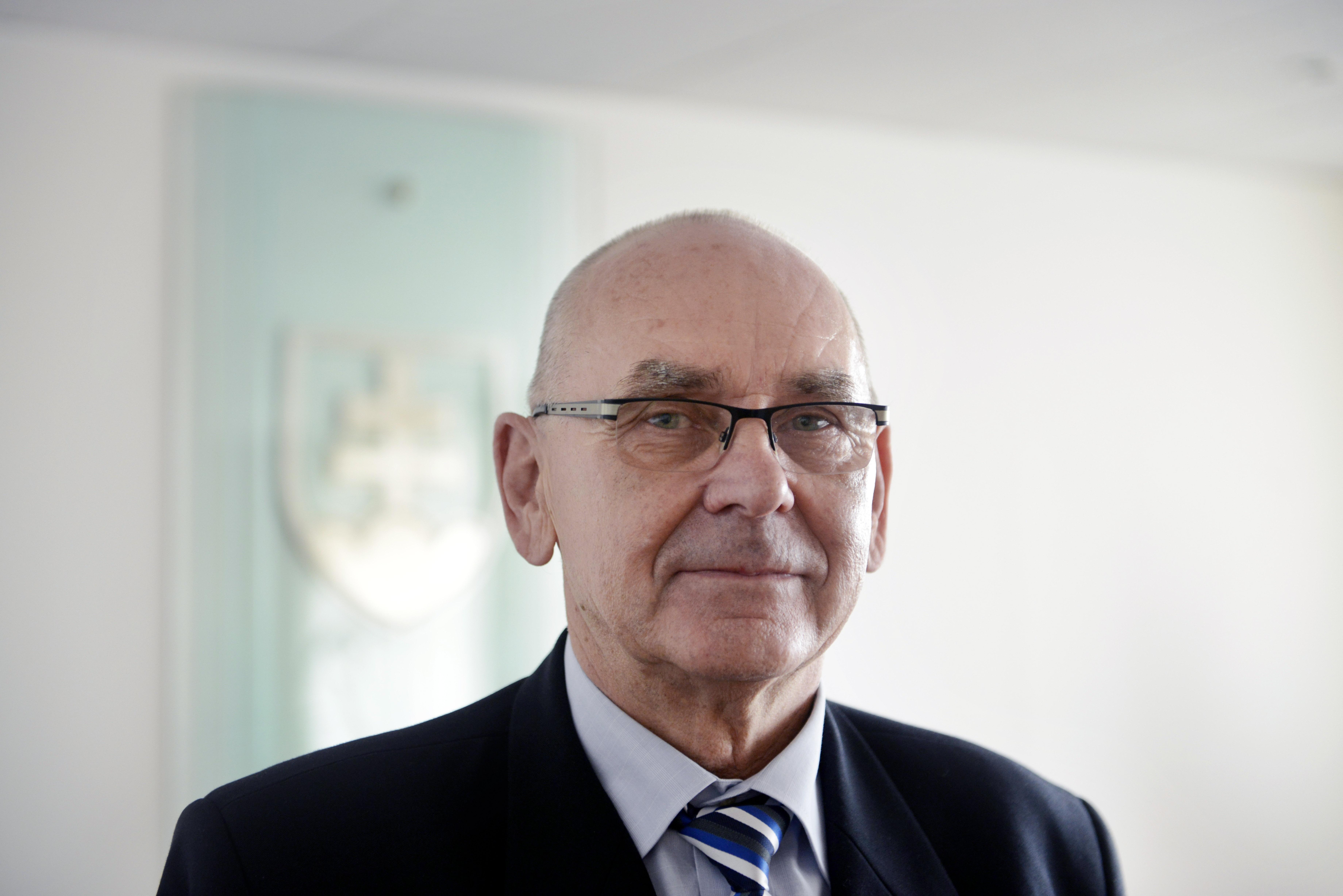Karol Mitrík, predseda NKÚ SR