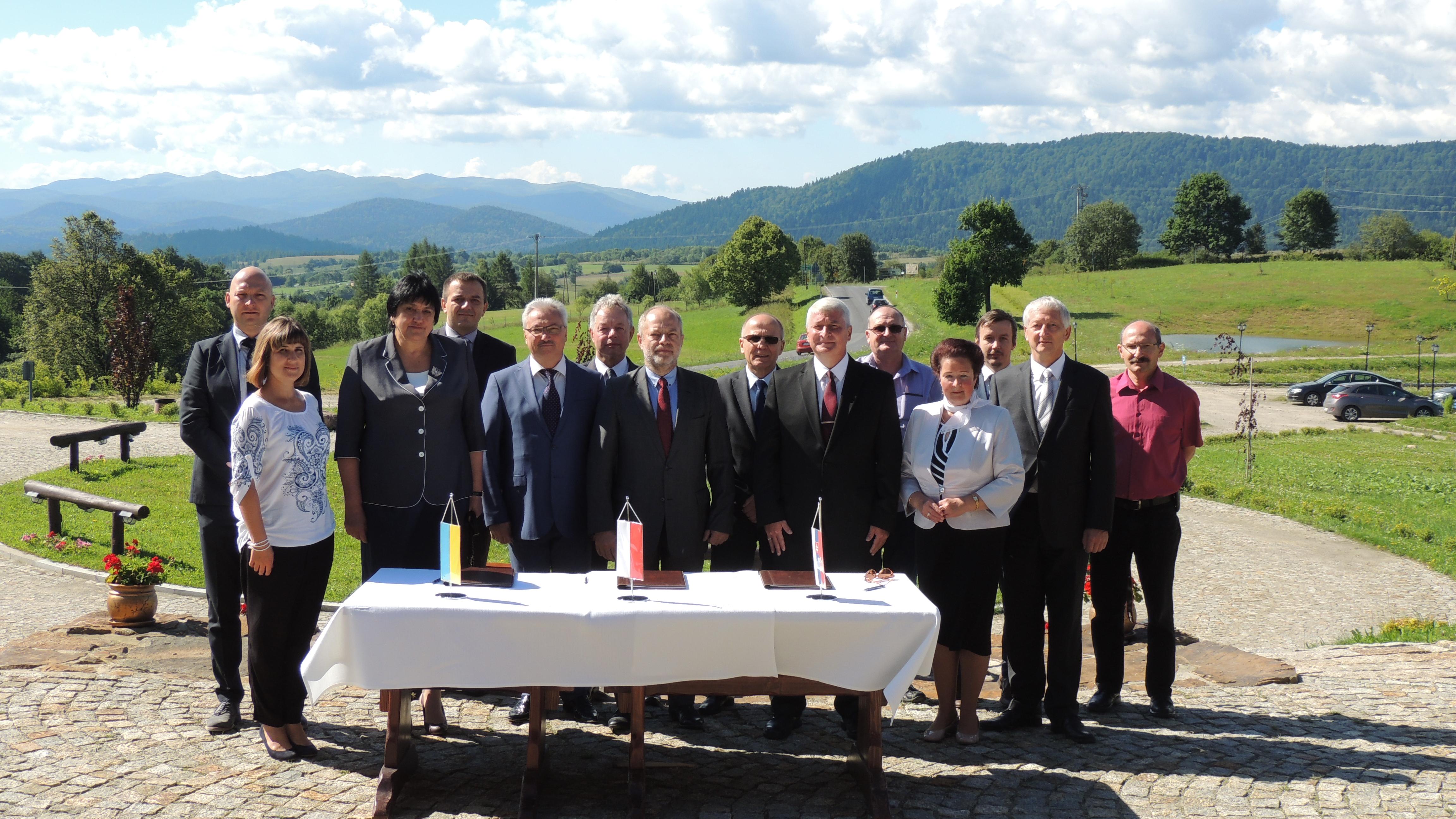 Pracovné stretnutie NKÚ SR so zástupcami NKI Poľska a Ukrajiny
