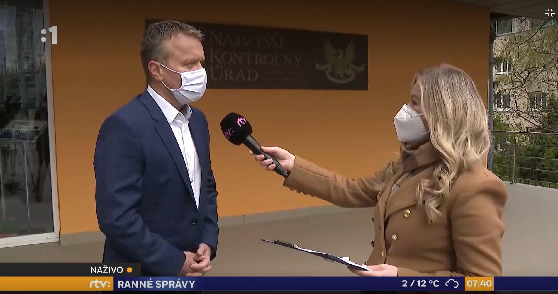 Ľubomír Andrassy - rozhovor pre RTVS