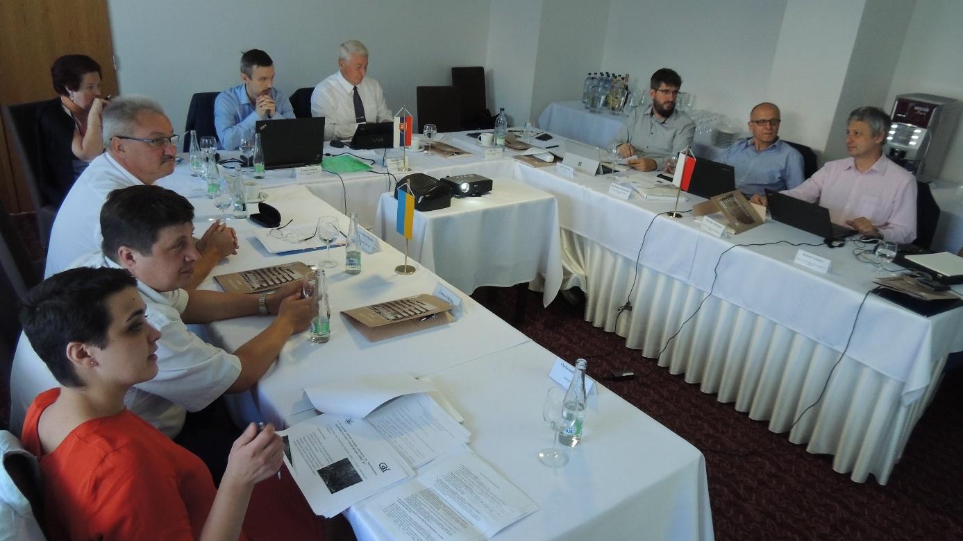 Rokovanie delegácií najvyšších kontrolných inštitúcií Slovenska, Poľska a Ukrajiny.