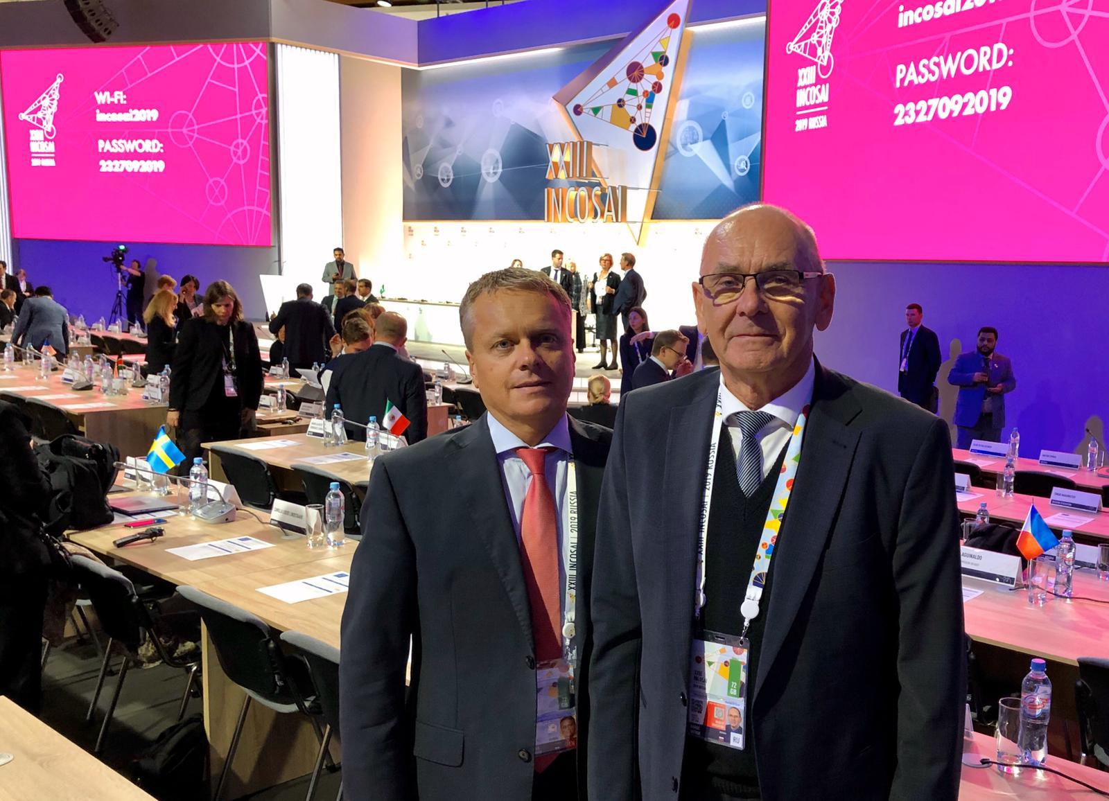 NKÚ aktívne pôsobí aj medzinárodnom poli - kongres INTOSAI v Moskve 2020