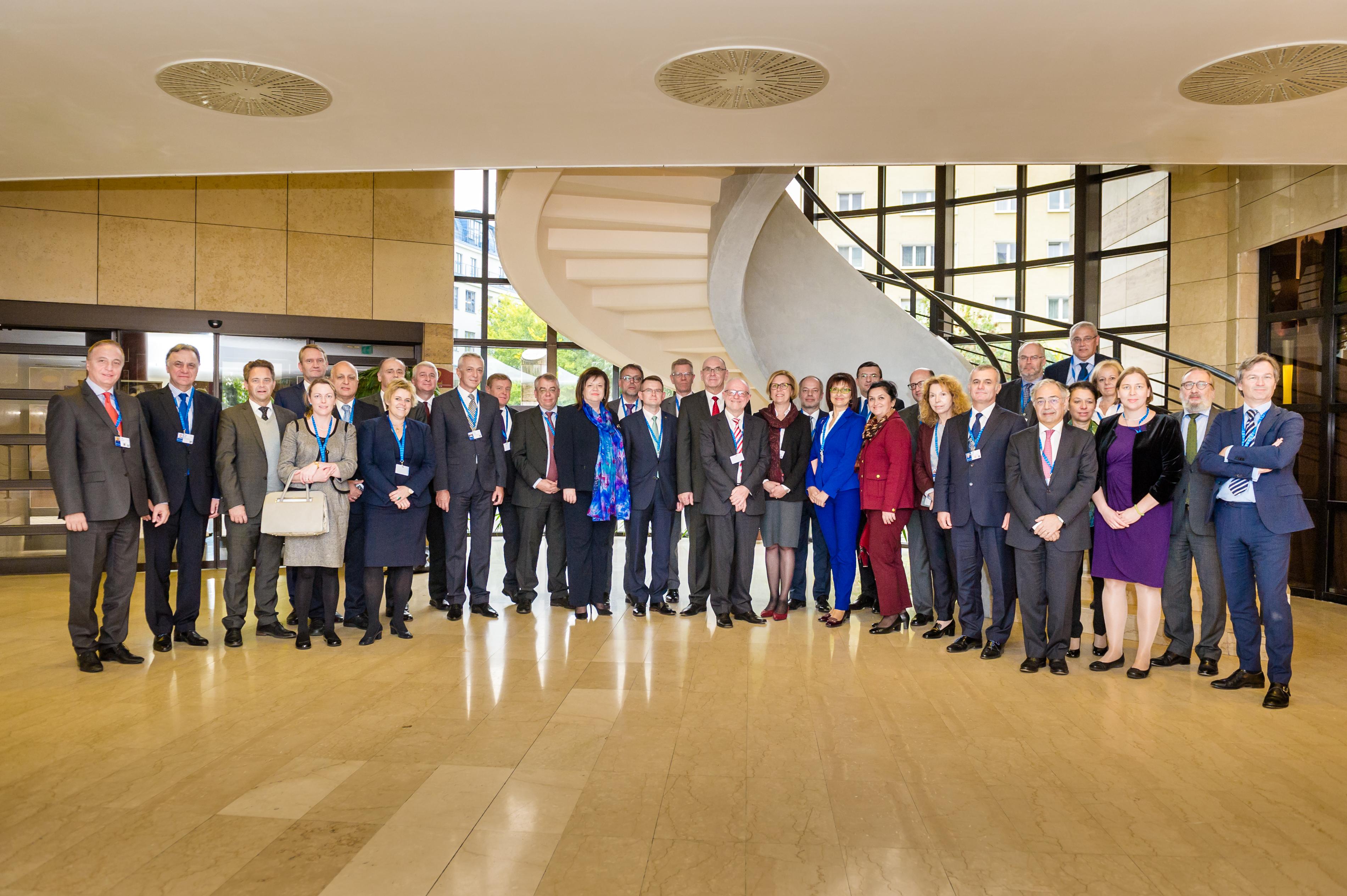 """Kontaktný výbor na tému """"Energetická politika EÚ a klíma"""""""