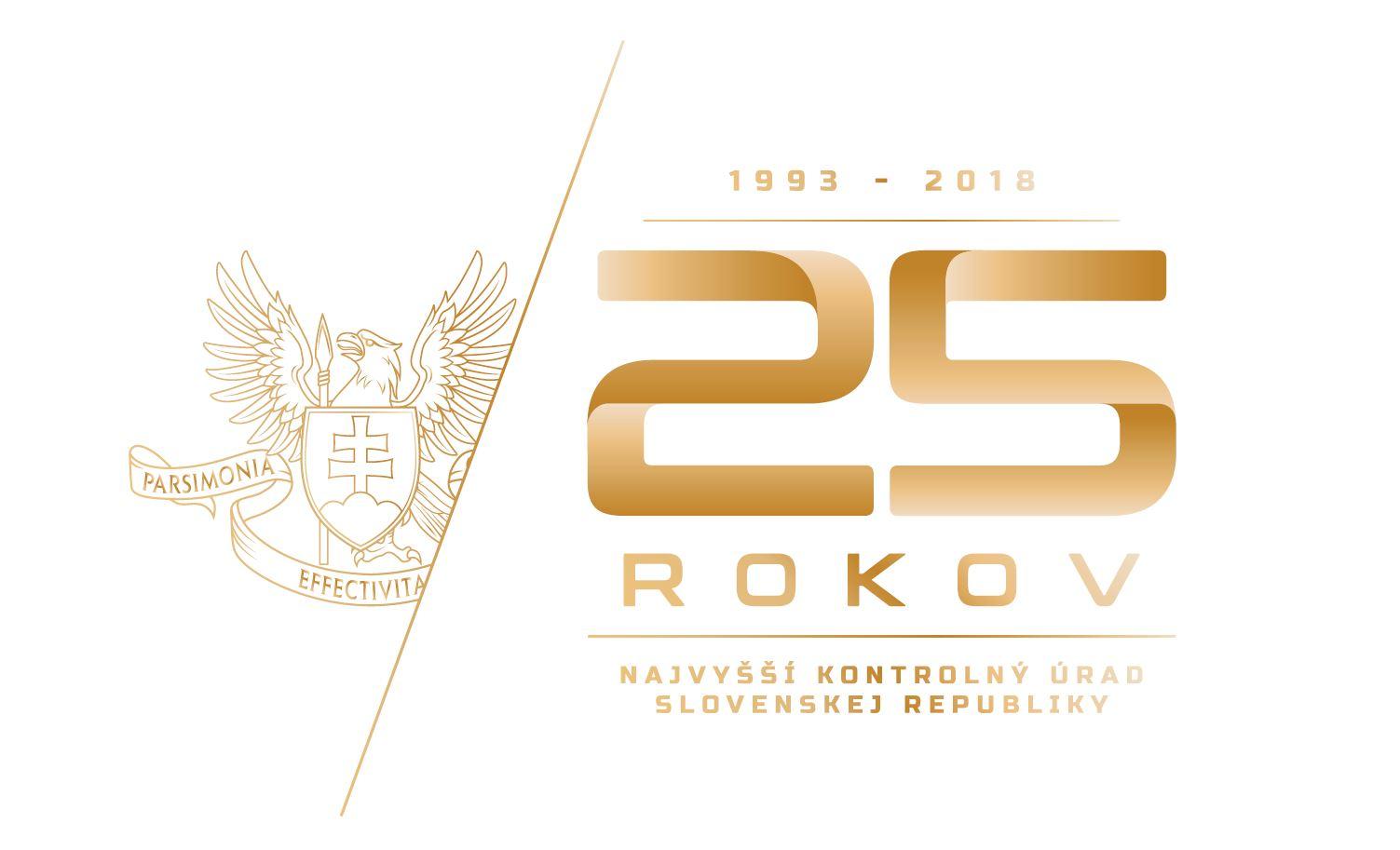 NKÚ SR má 25 rokov