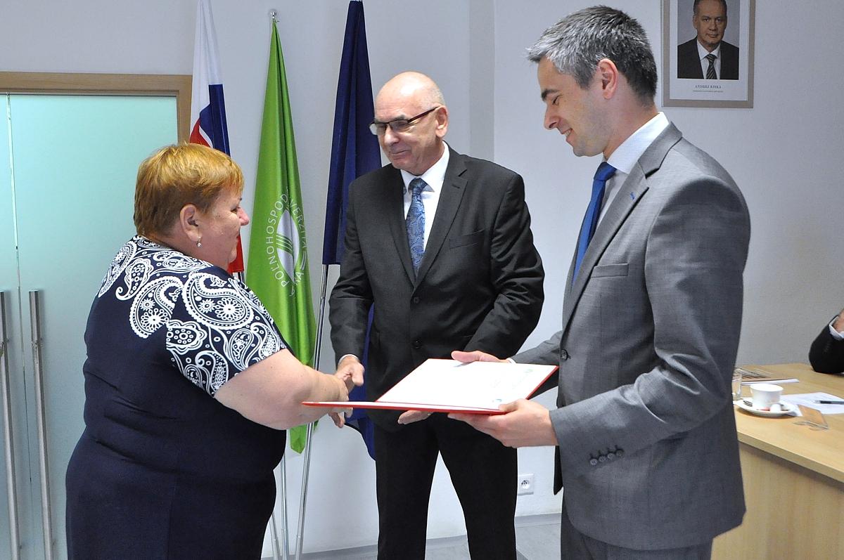 Kurz miestnych kontrolórov, Nitra 2019