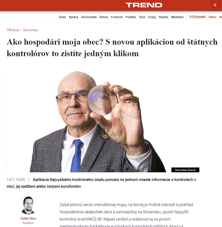 náhľad článku - trend.sk