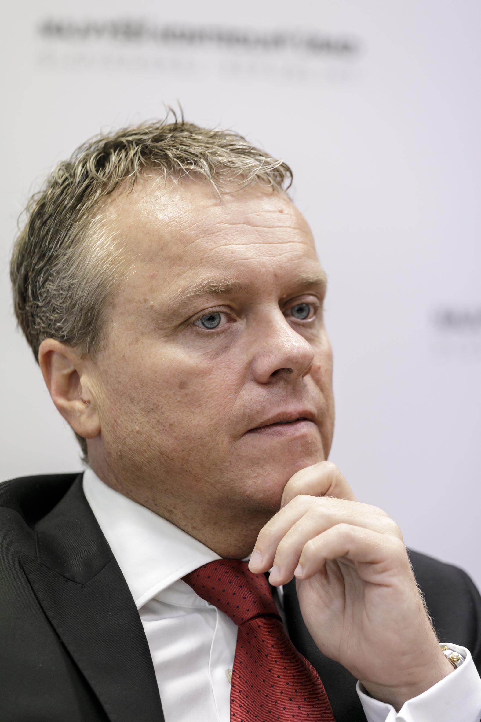 Podpredseda NKÚ SR Ľubomír Andrassyy (foto TASR)