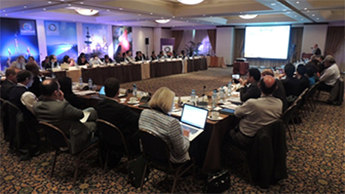 The INTOSAI CBC deliberations