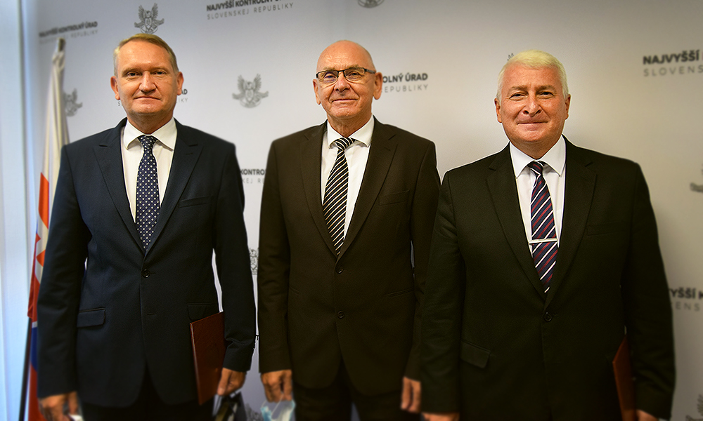 Igor Šulaj, Karol Mitrík, Vladimír Tóth